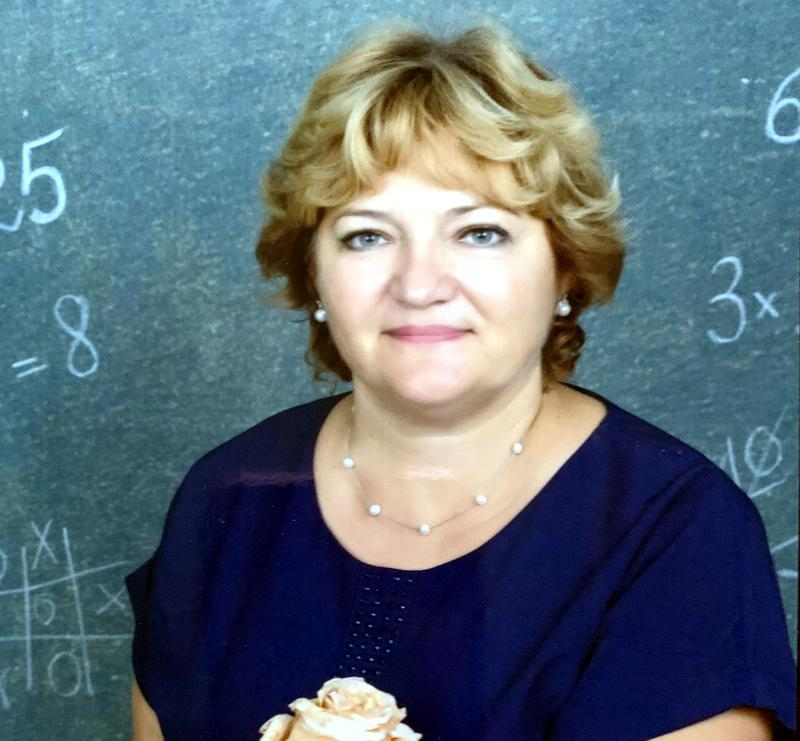 Стрельская Оксана Николаевна, учитель начальных классов