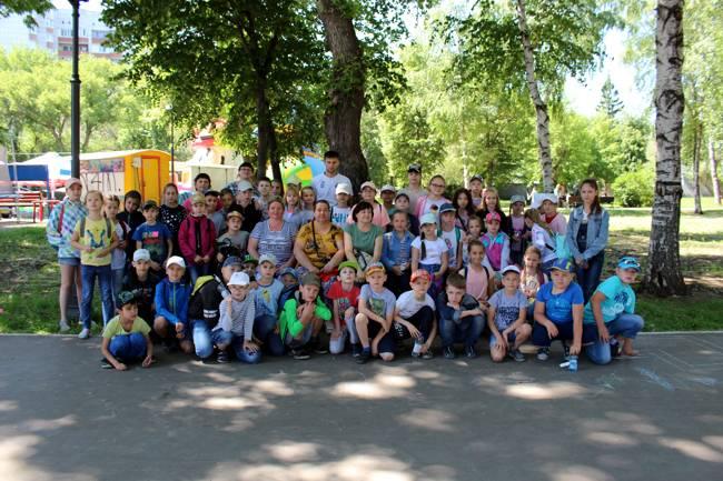 Библиотека № 23, литературный квест парк «Металлургов» в Самаре