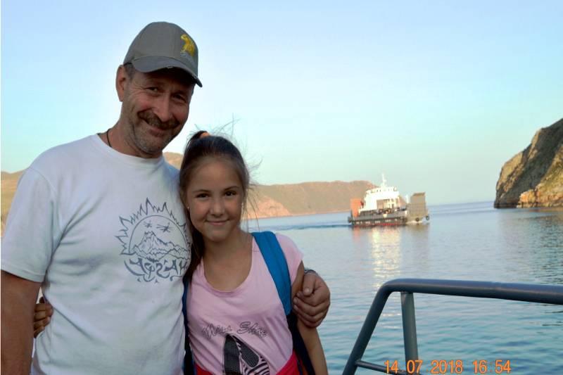 «Байкал – жемчужина Сибири». Виртуальная экскурсия на озеро Байкал (остров Ольхон)