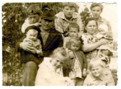 Трясцин Иван, Исследовательская работа «Наша память предкам»