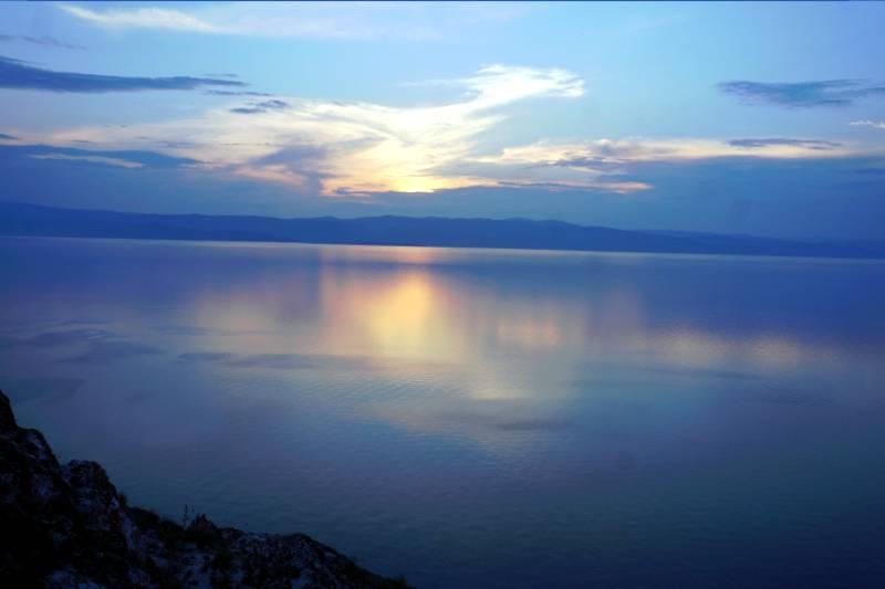 «Байкал – жемчужина Сибири», Сафина Алина, «Мне посчастливилось родиться на Руси!»