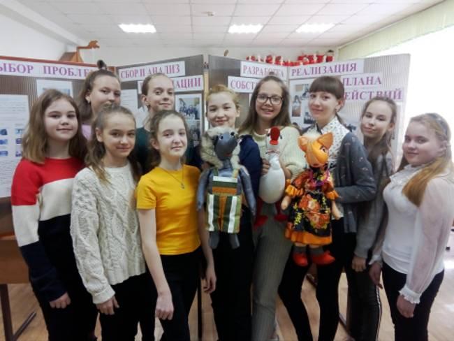Социально-патриотический клуб «Гражданин», Самара, СОШ 24