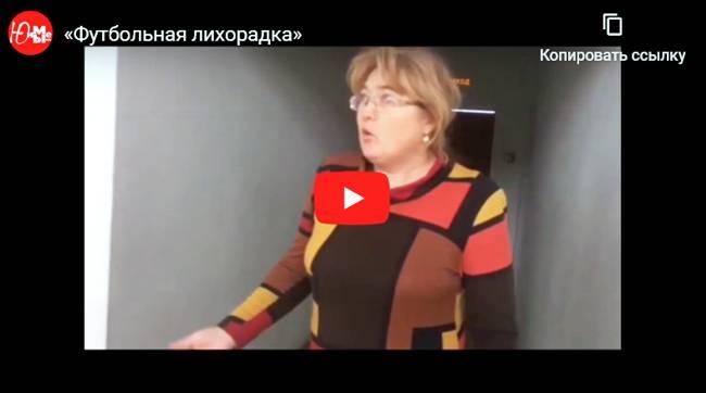 Колесникова  Валерия «Футбольная лихорадка»