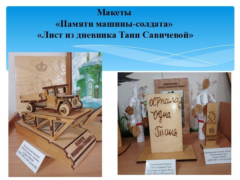 макеты мини-музей