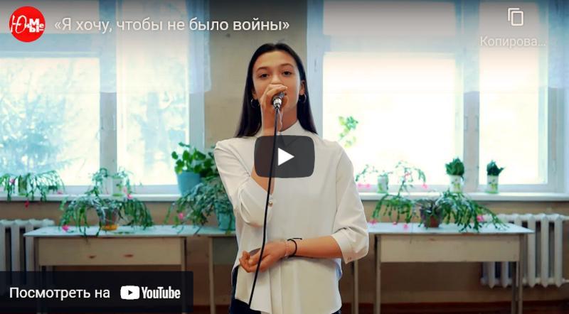 Назарук Ксения «Мне посчастливилось родиться на Руси»