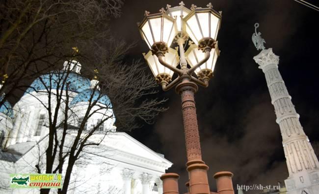 Нам нести Знамя Победы, конкурс в С-Петербурге, школьная страна